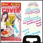 """New Ironing Board Cover Heat Reflective 100% Cotton Surface Fit Any Size 55x20"""""""