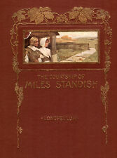 Dixon. - Longfellow, Henry Wadsworth. The Courtship of Miles Standish. Nister EA