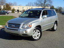 Toyota: Highlander 4WD 4dr Limi