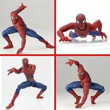 "Spider-Man (Spider-Man 3) Series No.039 SCI-FI Revoltech 5"" Action Figure New"