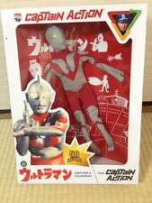 CAPTAIN ACTION Ultraman outfit 1/6 scale-out Medicom Toy Premium Club limited JP