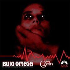 LP Goblin - Buio Omega Ost Vinile Nuovo ! Colonna Sonora Originale Soundtrack