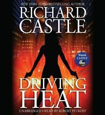 DRIVING HEAT unabridged audio book on CD by RICHARD CASTLE (11 CDs / 13 Hours)