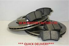 Renault Clio Mk3 1.1 1.4 1.5 DCi 1.6 2.0 |2005-2011| Front Brake Discs & Pads
