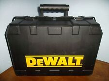 DEWALT DCS391 DC390 DCS373 CORDLESS CIRCULAR SAW HARD CASE *NEW*