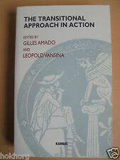 THE TRANSITIONAL APPROACH IN ACTION PAPERBACK 2005 GILLES AMADO LEOPOLD VANSINA