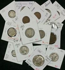 Estate Lot of Old Coins U.S. Money!