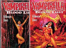 VAMPIRELLA BLOOD LUST #1-#2 SET (NM) JAMES ROBINSON & JOE JUSKO