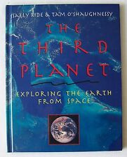 The Third Planet by SALLY RIDE & Tam O'Shaughnessy 2004 SIGNED 2/E  Collectible