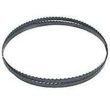 """Olson Saw 1/4"""" Wide x 59-1/2"""" Long, 6 TPI. Bench Top Band Saw Blade 55359"""