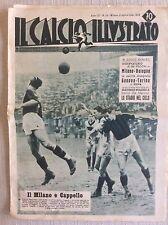 CALCIO 1941 MILAN - BOLOGNA GENOA -GRANDE TORINO ROMA -NAPOLI LIVORNO AMBROSIANA