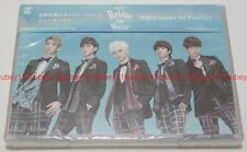 NU'EST Bridge the World First Limited Edition Type A CD DVD Booklet Photo Card