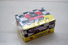 New Box with Foil - Turbo Mert 2014 Gum Wrappers Stickers All Colors