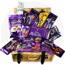 Cadbury Medium Chocolate Hamper (I2) Dairy Milk Caramel Boost Buttons Medley