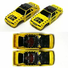 1991 TYCO Ford Mustang 5.0 Slot Car BODY Variations Rare Malaysia Painted Roofs!