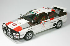 1:18 Audi Quattro - Mouton - 3rd. place Safari Rallye 1983 - SunStar 4227