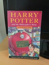 harry potter and the philosopher's stone 1st edition 37th print