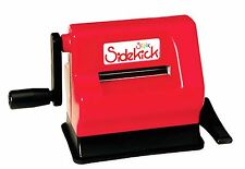 "Sizzix Sidekick ""Red"" Machine 655035 Retail $39.99 RARE! A CRAFTER'S MUST HAVE!"