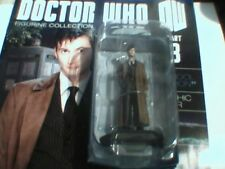 DOCTOR WHO FIGURINE COLLECTION #Issue 8 The Tenth Doctor (David Tennant)New