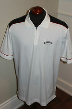 RARE CALLAWAY TOUR AUTHENTIC FUSION TECHNOLOGY GOLF POLO SHIRT SIZE XL X-SERIES