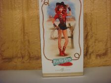 BARBIE PIN UP GIRLS WAY OUT WEST GOLD LABEL NIB