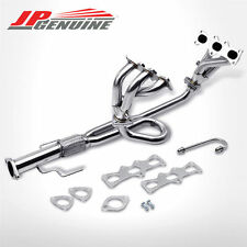 STAINLESS MANIFOLD EXHAUST HEADER - FORD PROBE / MAZDA MX6 2.5L V6 93-97