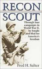 Recon Scout: Story of World War II (US Army in North Africa 1942-1943)