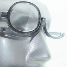 MakeUp Cosmetic Gray Smokey Eye Reading Glasses Must Have Beauty Product +2.00