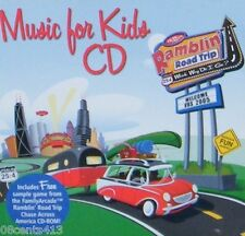 "VBS Music for Kids (6 Song CD) ""Theme Song: Ramblin' Road Trip"" & More!"