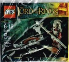 *NEW* LEGO LOTR 30211 Uruk-Hai w Ballista 9471 9474 - Sealed Polybag