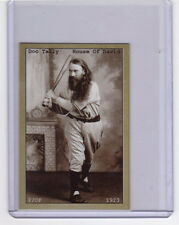 1923 Doc Tally, House Of David traveling baseball team, the bearded Babe Ruth