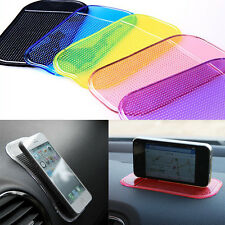 8pcs Car Magic Anti-Slip Dashboard Sticky Pad Non-slip Mat Holder GPS Cell Phone
