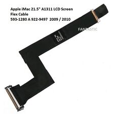 "Apple Imac De 21,5 ""A1311 Pantalla Lcd Cable Flex 593-1280 un 922-9497 2009 2010 Nuevo"