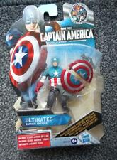 "Marvel Universe Captain America Ultimates First Avenger 4"" FIGURE Movie Avengers"