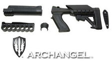 ProMag Archangel Mossberg 500 / 590 Tactical Stock Set w/Shellholder #AA500SC