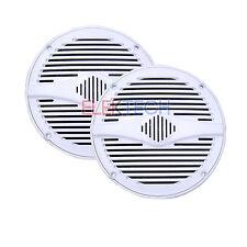"""Access Technologies Mas-6100 Marine Boat Coaxial Speakers 6.5"""" 160 Watt Pair"""