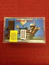 Crank It Up: The Music Album by Jeff Foxworthy (Cassette, Aug-1996