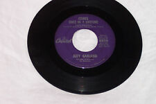 Judy Garland 45RPM Comes Once in a Lifetime/Sweet Danger Capitol