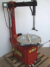 Remanufactured Corghi 9820TI Tire Changer with warranty
