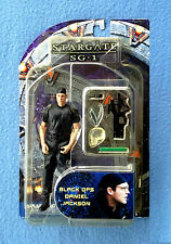 "BLACK OPS DANIEL JACKSON STARGATE SG-1 DIAMOND SELECT MILITARY 6.5"" FIGURE"