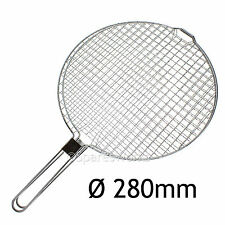 UNIVERSAL Oven Cooker Hob Grill Foldable Toasting Wire Mesh Grilling Rack