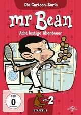 MR.BEAN-DIE CARTOON-SERIE-STAFFEL 1   VOLUME 2 +++DVD NEU