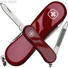 Wenger Schweizer Taschenmesser Minimesser Evolution80 Nagelpflege Federstahlring