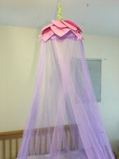 OctoRose ® Lotus Leaf Top Bed Canopy Mosquito Net for all Size Bed Dressing Room