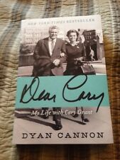 Signed Dear Cary By Dyan Cannon Grant The Bishops Wife North By Northwest Star