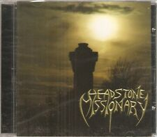 HEADSTONE MISSIONARY sealed CD 1998 death metal hard rock~Buffalo NY~ Brand New