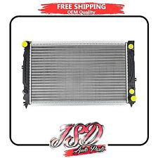 New Radiator with Oil Cooler V6 Engines 98-05 Passat 96-02 Audi A4 98-01  A033A