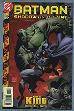 Batman Shadow of the Bat #89 1999 No Man's Land Killer Croc DC Comics m