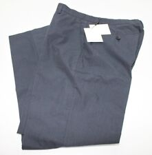 Calvin Klein 403B623 Officer Navy Dressy Refined Straight Pants 32 x 32 NWT $69