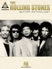 The Rolling Stones Guitar Anthology Sheet Music Guitar Tablature NEW 000690631